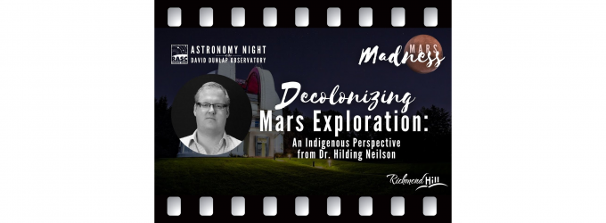 Decolonizing Mars Exploration