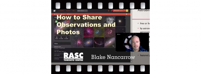 How to Share Observations and Photos