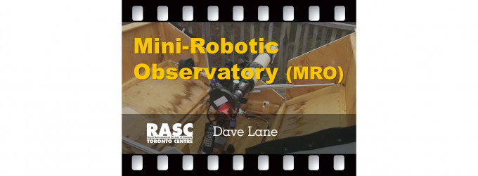 Mini-Robotic Observatory (MRO)
