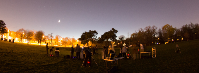 City Star Party