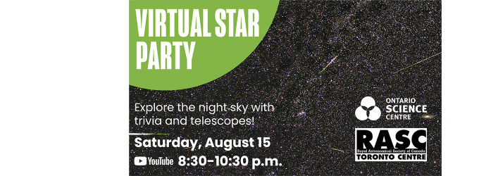 OSC Virtual Star Party