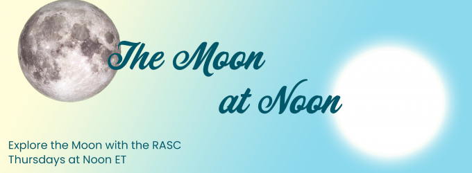 The Moon at Noon