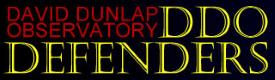 DDO Defenders