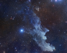The Witch Head Nebula - IC 2118 (By: NASA, STScl)
