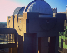 York University Allan I. Carswell Observatory