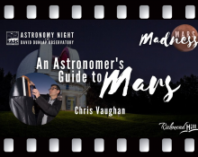 An Astronomer's Guide to Mars