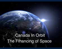Canada in Orbit: The Business of Space