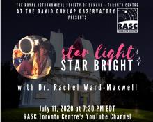 Star Light, Star Bright with Dr. Rachel Ward-Maxwell