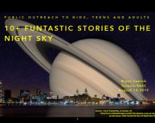 Funtastic Stories title slide