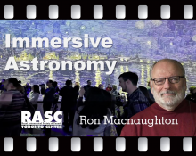 Immersive Astronomy