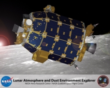 LADEE Spacecraft (NASA)