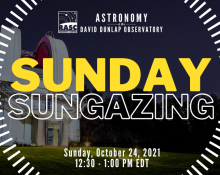 DDO: Sunday Sungazing