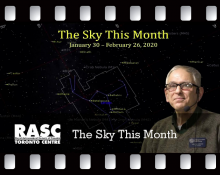 The Sky This Month January 30 - February 26, 2020