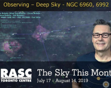 The Sky This Month July 17 - August 14, 2019