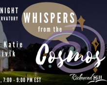 Whispers From the Cosmos