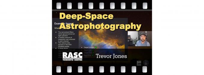 Deep Space Astrophotography with Trevor Jones from astrobackyard.com