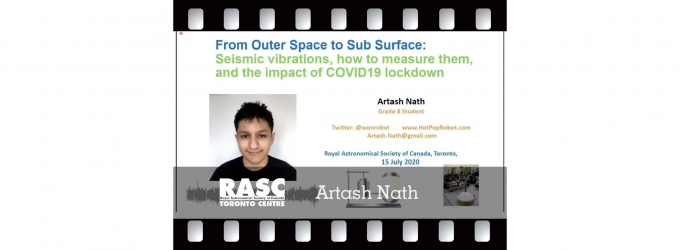 From Outer Space to Sub Surface