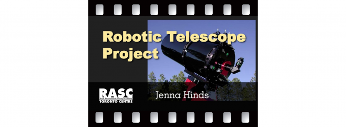 Robotic Telescope Project