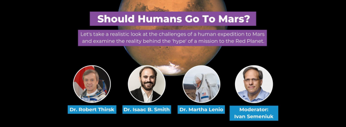 Should Humans Go To Mars?