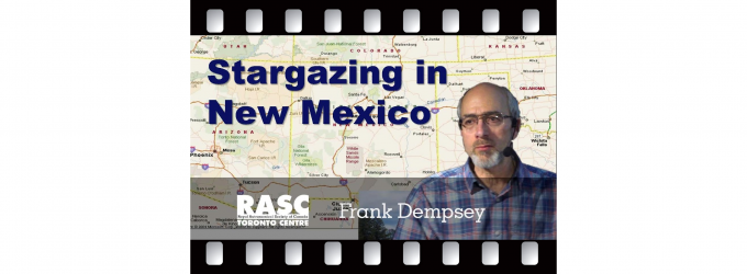 Stargazing Travels in New Mexico