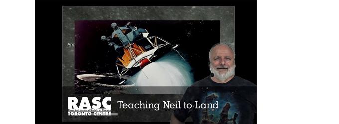 Teaching Neil to Land