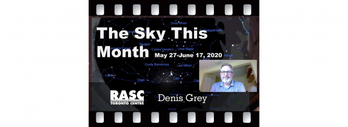 The Sky This Month for June 2020