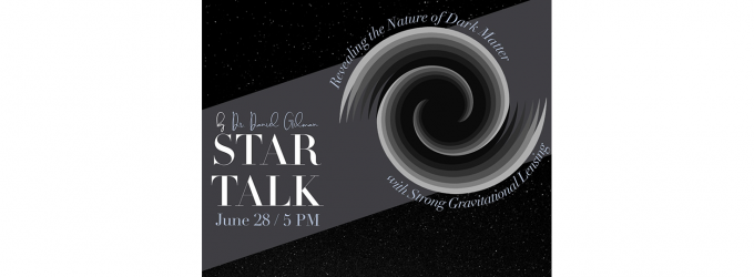 ASX Star Talk: Revealing the nature of dark matter with strong gravitational lensing