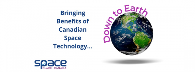 Space Place Canada - Down to Earth
