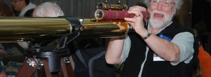 Guy Nason and Telescope
