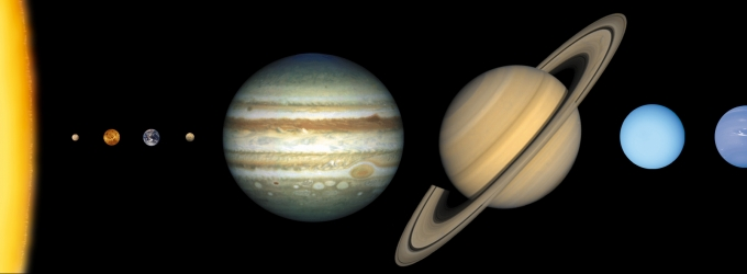 Solar System (Credit: NASA)