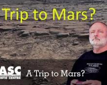 A Trip to Mars?