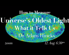 ASX - How to Measure the Unverse's Oldest Light
