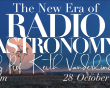 The New Era of Radio Astronomy