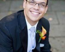 Aaron Maxwell, PhD candidate, McMaster University