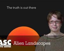 Alien Landscapes with Elizabeth Tasker