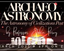 Archaeoastronomy: The Astronomy of Civilizations Past