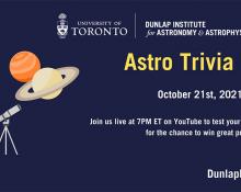Astro Trivia Night - October 21