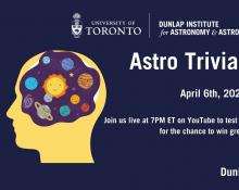 Astro Trivia Night!