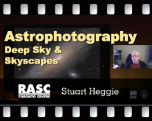 Astrophotography: Deep Sky and Skyscapes
