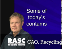 CAO, Recycling and You
