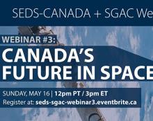 Canada's Future in Space