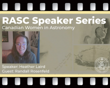 Canadian Women in Astronomy