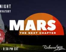 Mars: The Next Chapter