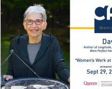 "Dava Sobel, ""Women's Work at the Dawn of Astrophysics"""
