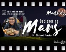Deciphering Mars