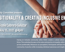 Empathy, Positionality & Creating Inclusive Environments