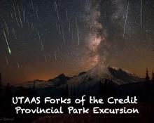 UTAAS Perseids Meteor Shower Trip