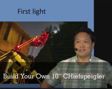 """How to Build Your Own 10"""" CHiefspeigler Telescope"""