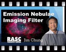Imaging Emission Nebulae from your Backyard