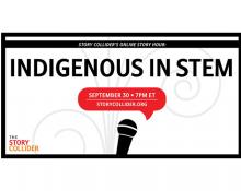 Toronto's Online Story Hour - Indigenous in STEM